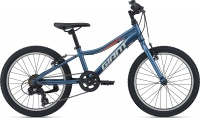 Велосипед Giant XtC Jr 20 Lite (Рама: One size, Цвет: Blue Ashes)